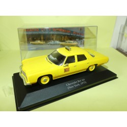 CHEVROLET BEL AIR TAXI DE NEW YORK 1973 ALTAYA 1:43