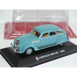 CHRYSLER AIRFLOW 1968 Bleu AUTO PLUS 1:43
