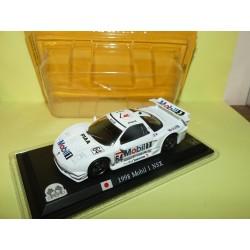 HONDA NSX  MOBIL 1 1998 DEL PRADO  1:43 blister