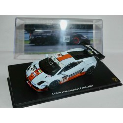 LAMBORGHINI GALLARDO LP 600 2011 GT3 RACING CAR IXO PRESSE 1:43