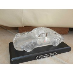PORSCHE 911 TYPE G MAGIC CRISTAL 1:24 poser sur socle
