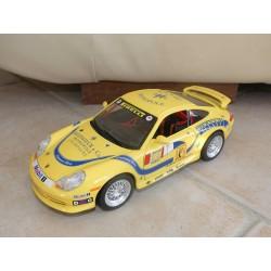 PORSCHE 911 CARRERA Type 996 1997 SUPERCUP BURAGO 1:18 Sans Boite