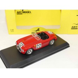 FERRARI 166 MM N°22 LE MANS 1949 ART MODEL ART001 1:43