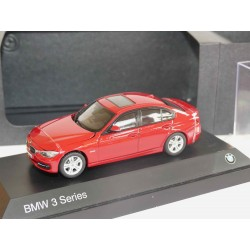 BMW SERIE 3 F30 Rouge PARAGON 1:43