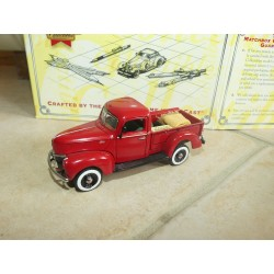 FORD PICK UP 1940 Rouge MATCHBOX YTC03-M 1:43