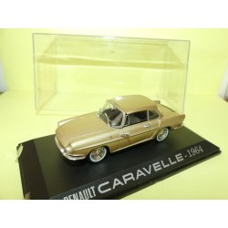 RENAULT CARAVELLE 1964 Gold NOREV Collection M6 1:43