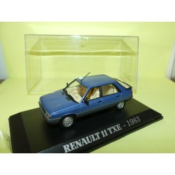 RENAULT 11 TXE 1983 Bleu NOREV Collection M6 1:43