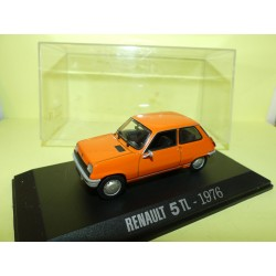 RENAULT 5 TL 1976 Orange NOREV Collection M6 1:43