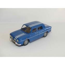 RENAULT 8 GRODINI 1964 Bleu NOREV Collection M6 1:43 sans boite