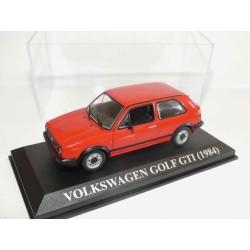 VW GOLF GTi II 1984 Rouge ALTAYA 1:43
