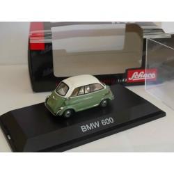 BMW 600 Vert et Blanc SCHUCO 1:43