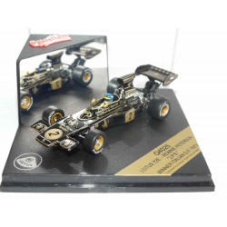 LOTUS 72E GP D'ITALIE 1973 R. PETERSON QUARTZO 4025 1:43