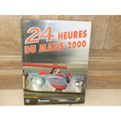 LIVRE OFFICIEL DES 24 HEURES DU MANS 2000 ACLA - ACO