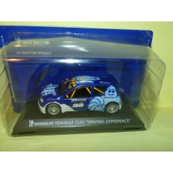 RENAULT CLIO DRIVING EXPERIENCE MICHELIN ALTAYA 1:43