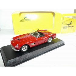 FERRARI 250 CALIF AMERICA Rouge ART MODEL ART077 1:43