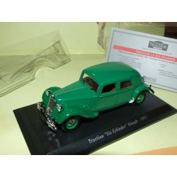CITROEN TRACTION 6 Cylindres SLOUGH 1951 UNIVERSAL HOBBIES 1:43 blister