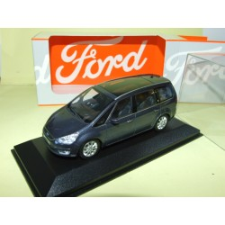 FORD GALAXY II Phase 1 2008 Gris MINICHAMPS 1:43