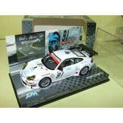 PORSCHE 911 GT3 RS N°91 1000 Km DE SPA 2005 MINICHAMPS 1:43