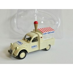 CITROEN 2CV N°021 PICK UP MIKO NOREV 1:43 sous coque