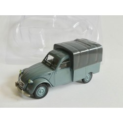 CITROEN 2CV N°026 PICK UP BACHÉ 1963 NOREV 1:43 sous coque