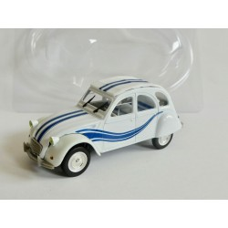 CITROEN 2CV N°031 FRANCE 3 NOREV 1:43 sous coque