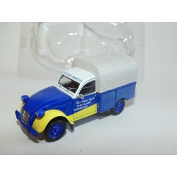 CITROEN 2CV N°166 PICK UP ARTHUR MARTIN NOREV 1:43 sous coque