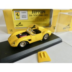 FERRARI 166 MM STARDALE Jaune ART MODEL ART003 1:43