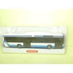 AUTOCAR CAR BUS MAN NL CNG WIKING 706 37 38 HO 1:87