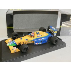 BENETTON B191 GP 1991 N. PIQUET ONYX 124 1:43