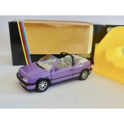 VW GOLF CABRIOLET II Violet SCHABAK 1:43