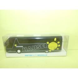 AUTOCAR CAR NEOPLAN STARLINER HAUSER RIETZE HO 1:87