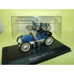MERCEDES SIMPLEX 40 PS 1902 ALTAYA 1:43