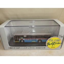 CAR BUS MITSUBISHI FUSO MP KEIHIN KYUKO JB1005 CMNL 1:76