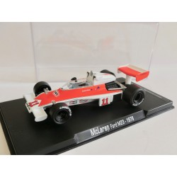 McLAREN FORD M23 GP 1976 J. HUNT FABBRI 1:43