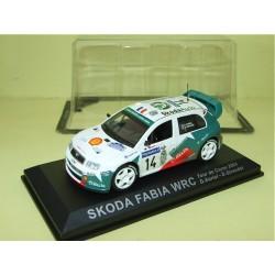 SKODA FABIA WRC TOUR DE CORSE 2003 D. AURIOL ALTAYA 1:43