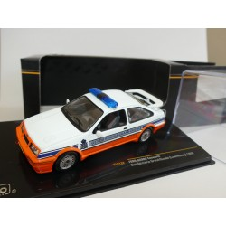 FORD SIERRA COSWORTH GENDARMERIE GRAND DUCALE LUXEMBOURG 1988 IXO CLC132 1:43