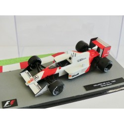 McLAREN MP4-4 GP 1988 A. SENNA PANINI EDITION 1:43