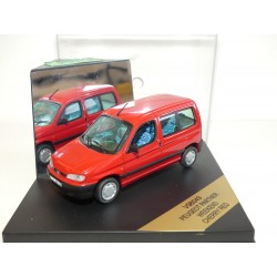 PEUGEOT PARTNER WEEK END Rouge VITESSE V98049 1:43