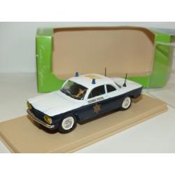 CORVAIR MONZA COUPE 1962 POLICE USA ELIGOR 1150 1:43