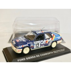 FORD SIERRA RS COSWORTH RALLYE MONTE CARLO 1991 F. DELECOUR ALTAYA 1:43 sous coque