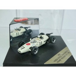 HONDA RA72E GP DU MEXIQUE 1965 R. GINTHER QUARTZO 4093 1:43