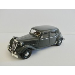 CITROEN TRACTION 15 SIX Gris ATLAS 1:43 sans boite