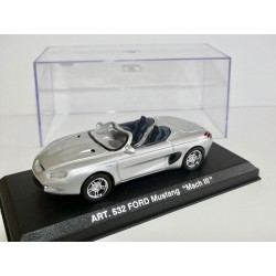 FORD MUSTANG MACH III Gris DETAILCARS 532 1:43