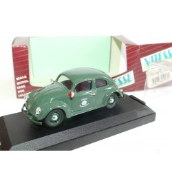 VW COCCINELLE POLIZEI 1949  VTESSE 406 1:43