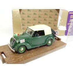 FIAT 508 C CABRIOLET 1937-39 BRUMM R86 1:43