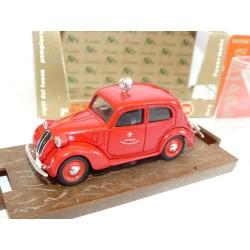 FIAT 508 C BERLINE POMPIERS VIGILI DEL FUOCO 1937-39 BRUMM R63 1:43