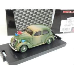 FIAT 1100 MILITAIRE FORZE ARMATE 1937 BRUMM R034 1:43