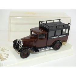 CITROEN C4F MINI BUS GRAND HOTEL DE NORMANDIE SOLIDO 1:43
