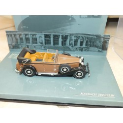 MAYBACH ZEPPELIN DS 8 Marron MINICHAMPS 1:43
