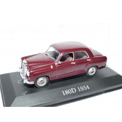 MERCEDES 180 D 1954 Bordeaux ALTAYA 1:43